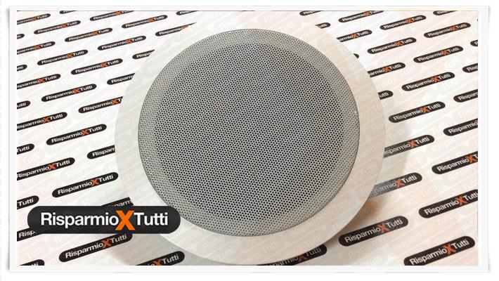 Casse da incasso per soffitto cassa audio filodiffusione - Filodiffusione in casa ...